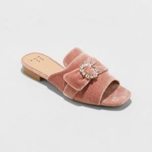 Nwt Dina Slide sandals🌸